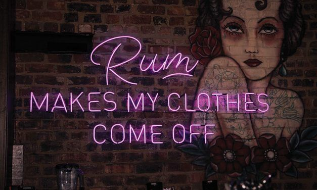 Time to get your RUM on at Roxanne's Rum Eatery