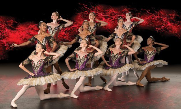 Fire and Ice at the Joburg Ballet