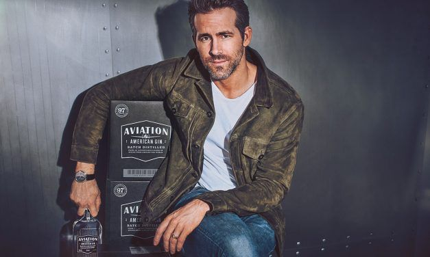 Ryan Reynolds announces ownership in Aviation Gin