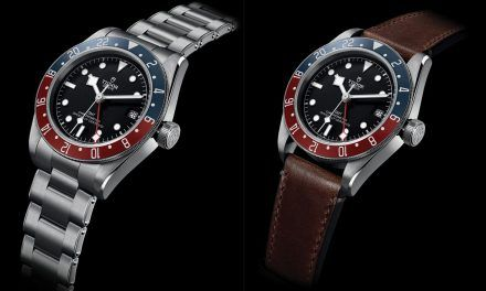 Tudor Black Bay GMT Launches at Baselworld