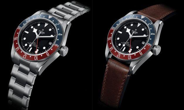 Tudor Black Bay GMT Launches at Baselworld