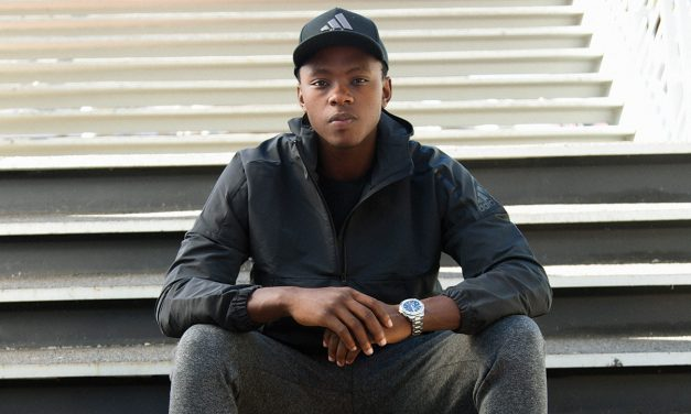 It's KG Time as Kagiso Rabada is unveiled as a TAG Heuer brand ambassador