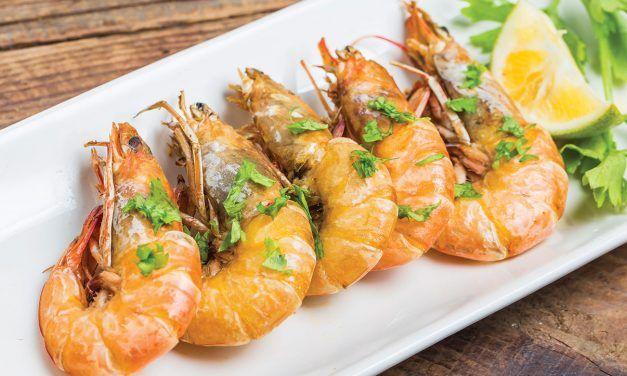 Seafood Sensation @ Fishmonger