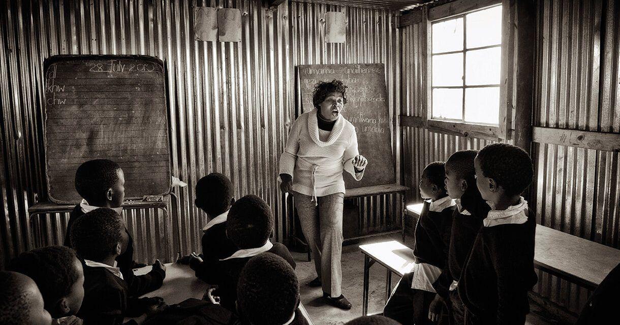 Why God made teachers