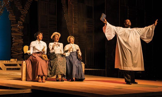 JOBURG THEATRE WELCOMES THE COLOR PURPLE TO ITS NELSON MANDELA STAGE