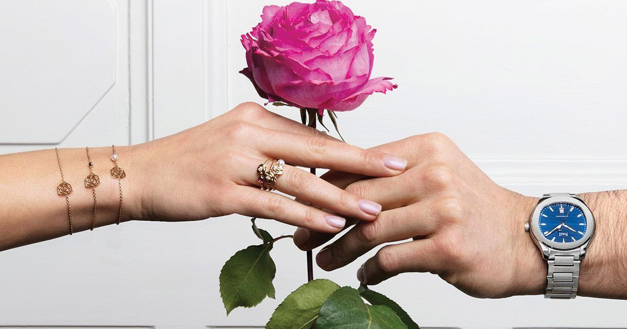 From Ephemeral Rose To Eternal Rose: A Very Piaget Declaration Of Love