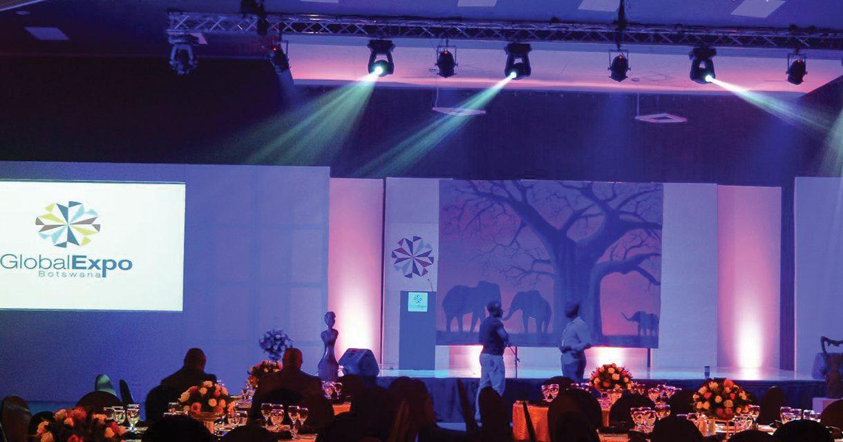 Welcome to Global Expo Botswana 2018