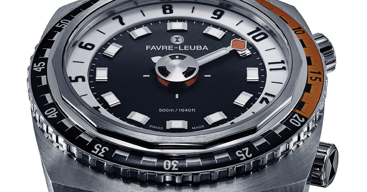 Favre-Leuba: a 280-year old brand you may never have heard of