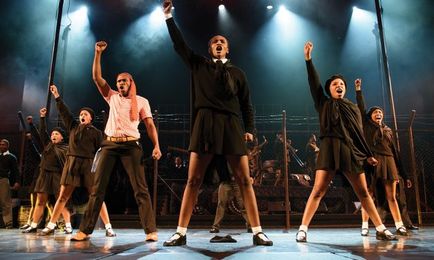 The Biggest African Musical 'Sarafina!' comes to Joburg Theatre