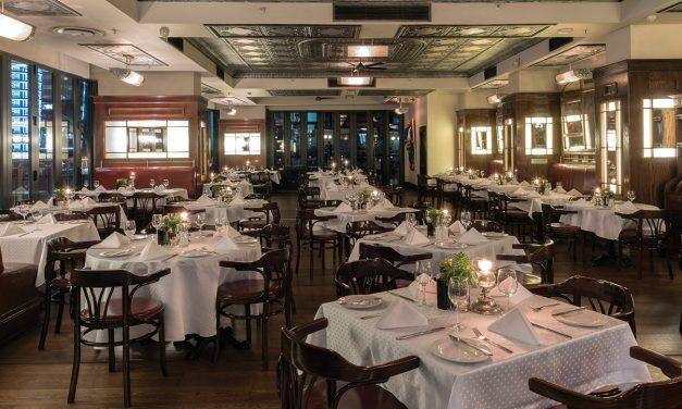 Maximillien Restaurant launches New Menu