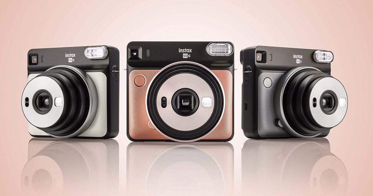 Fujifilm launches instax SQUARE SQ6 camera in South Africa