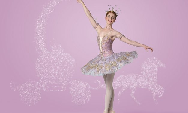 Joburg Ballet's production of Cinderella