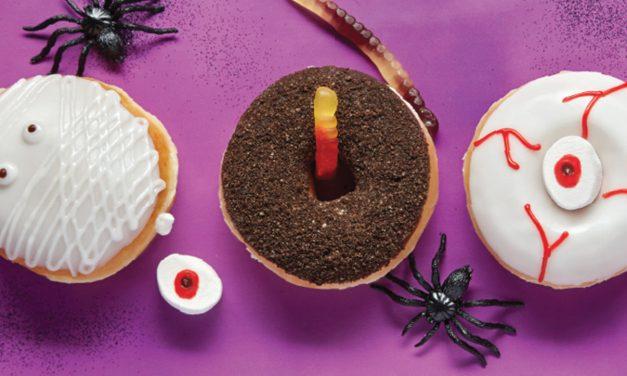 Have a Kreepy Krispy this Halloween