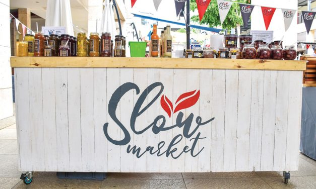 Slow down with Cedar Square's new Slow Market