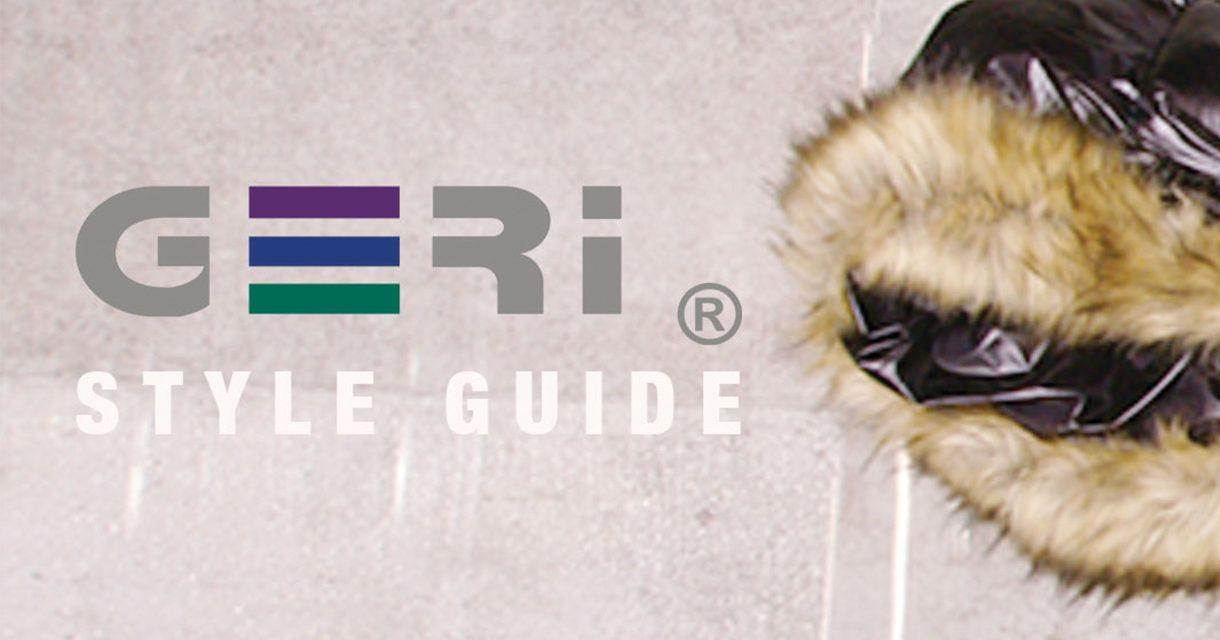Geri Style Guide