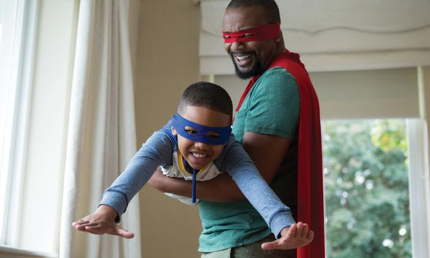 Which Superhero is your Dad's Alter Ego?