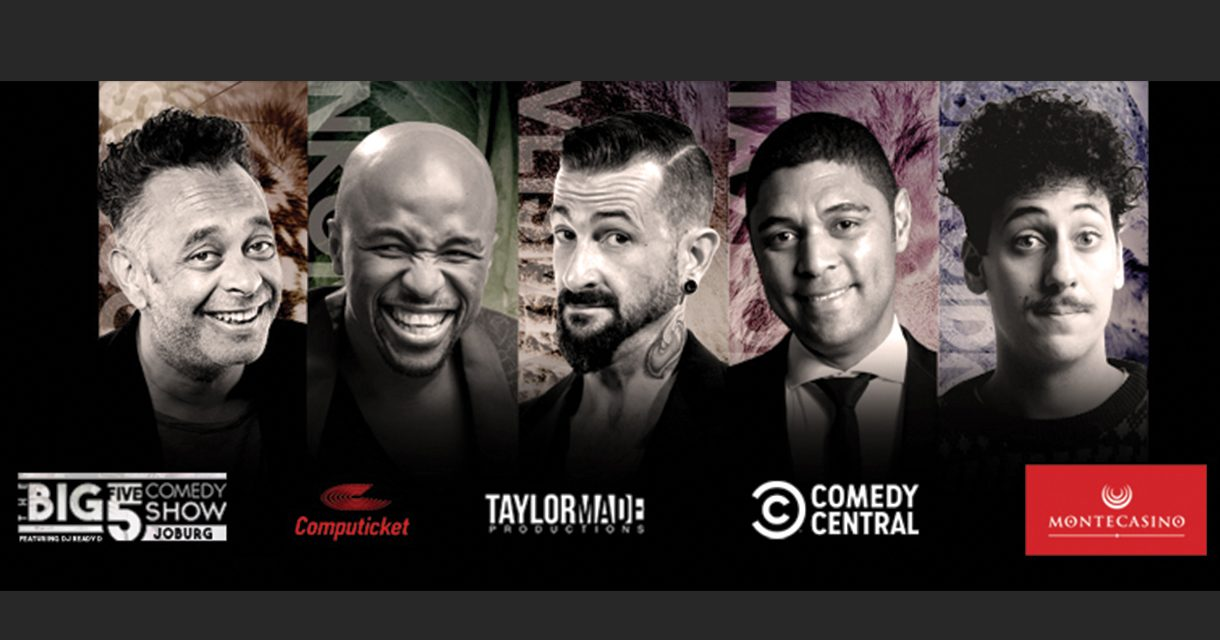 The Big 5 Comedy Show