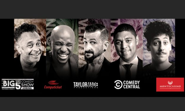 The Big 5 Comedy Show