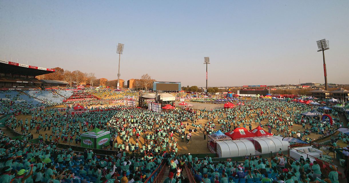The SPAR Women's Challenge Tshwane