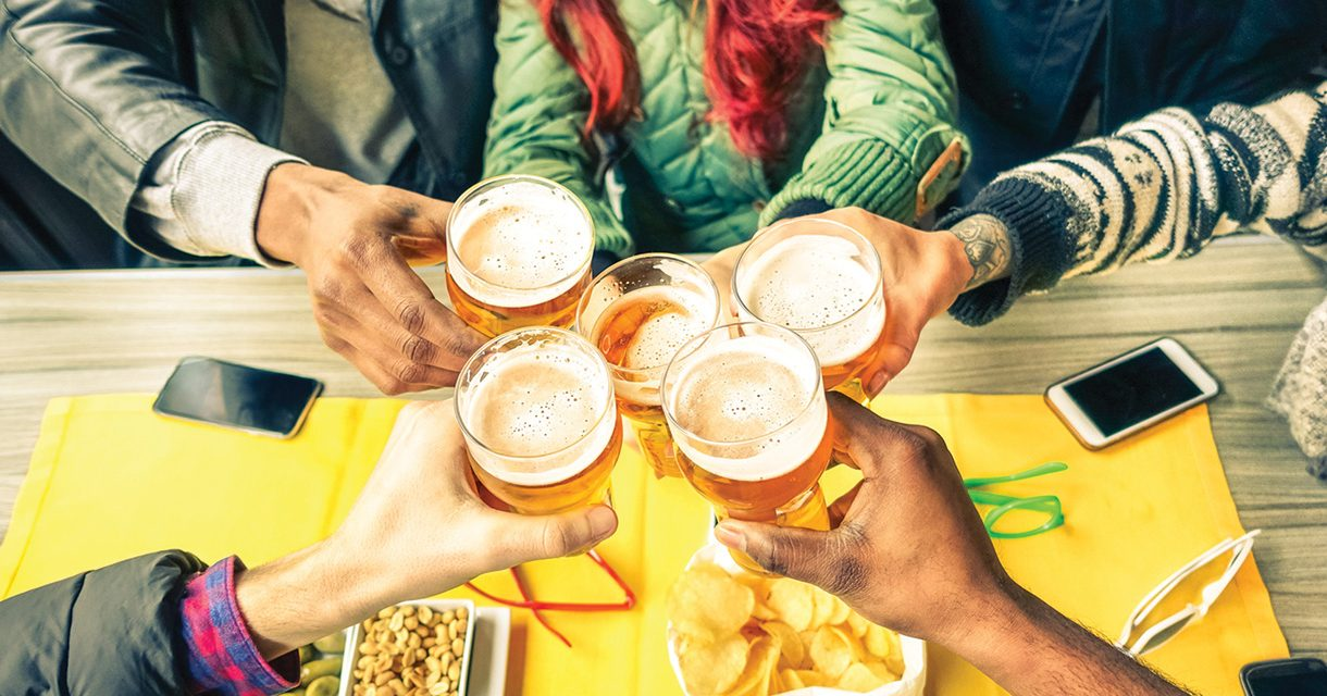 Food And Beer Pairing Experience With Luyanda Mafanya