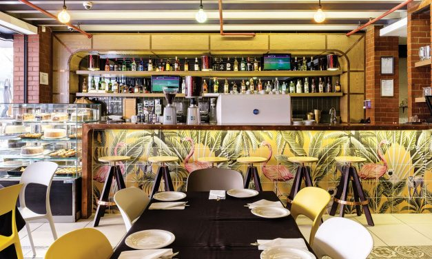 Rodizio Brazilian Grill and Tapas Restaurant in Melrose Arch announces its Grand Opening