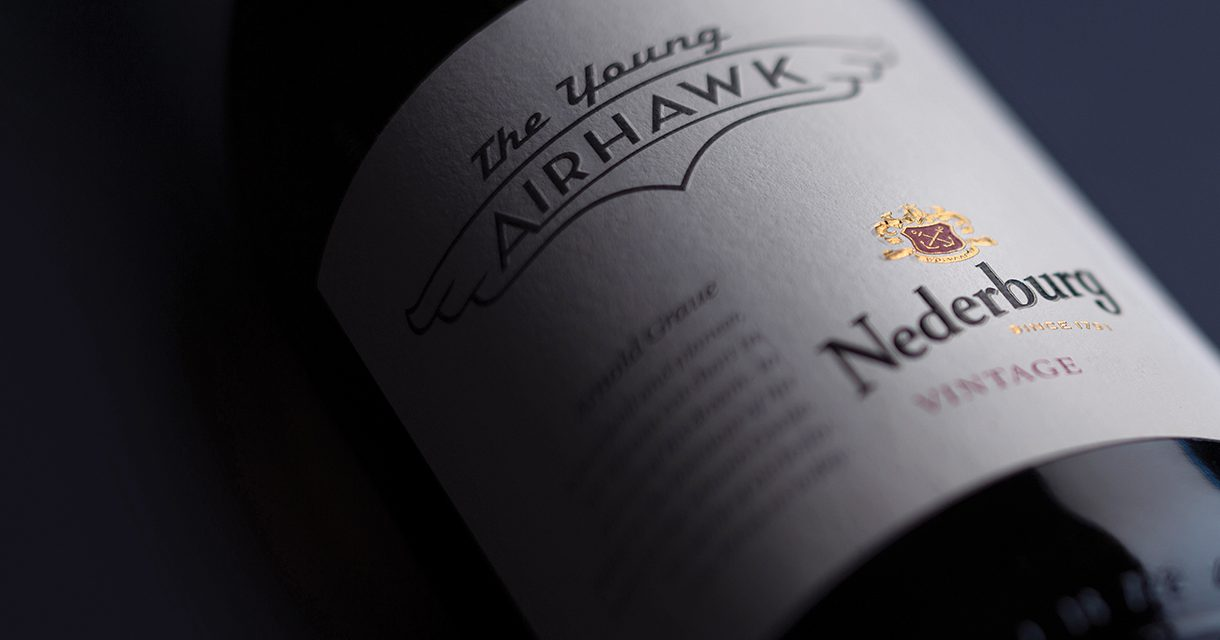 NEDERBURG CELEBRATES IWSC GOLDS FOR THE YOUNG AIRHAWK & THE WINEMASTERS NOBLE LATE HARVEST