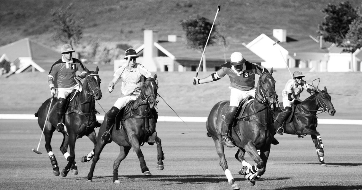 HISTORY MEETS MODERNITY AT POLO IN THE PARK