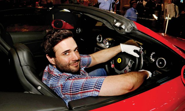 Anyone can win a Ferrari California T valued at over R3,4 million!