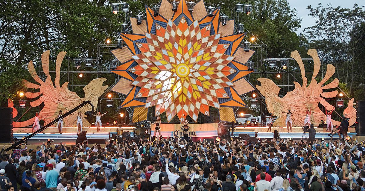 Corona SunSets Festival JHB brings the heat!
