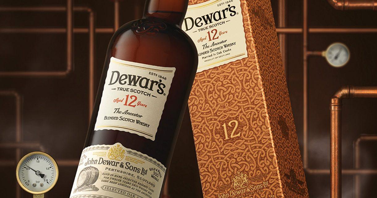 Dewar's Whisky Blending Masterclass