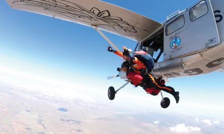 The Climax in Adventure – Tandem Skydiving with JSC