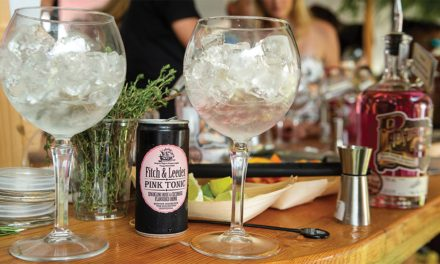 New Fitch & Leedes mashups at Joburg G&T Festival