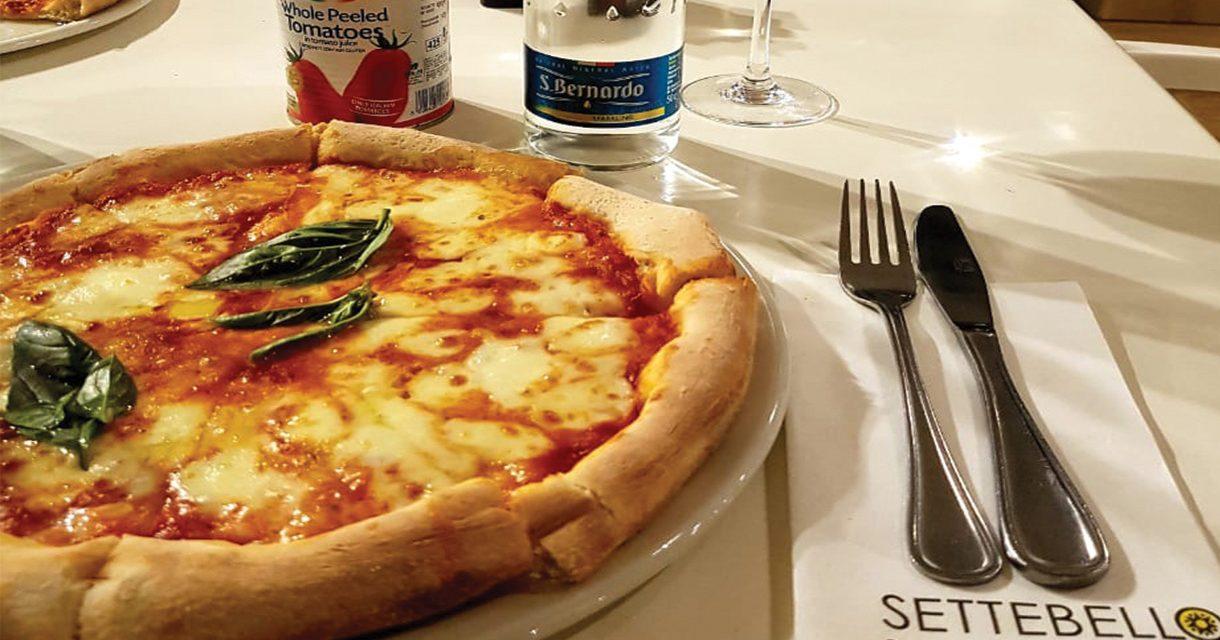 SetteBello at the Italian Club