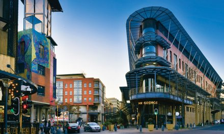 New Marriott in Joburg to Boost Thriving Nightlife Sector