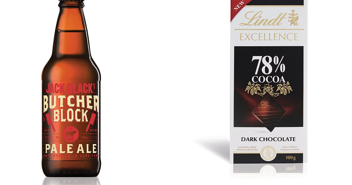 Master the perfect pairings with LINDT and Jack Black this Father's Day