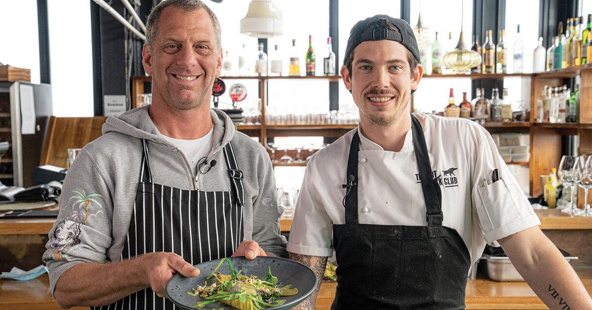 Food visionary Luke Dale Roberts joins Festive Vegan & Plant Powered Show