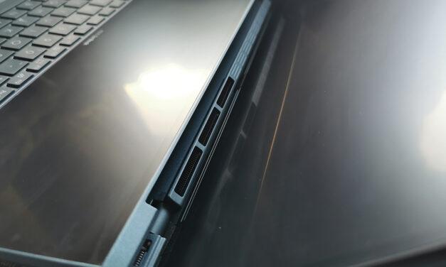 Tech Review: ASUS ZenBook Duo 14