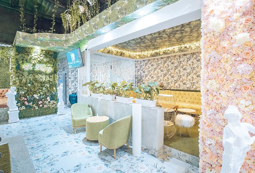 Joburg's newest restaurant St Tropez