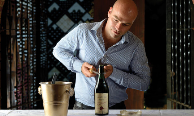 THE RISE OF THE SINGLE OWNER PRIVATE FINE WINE COLLECTION