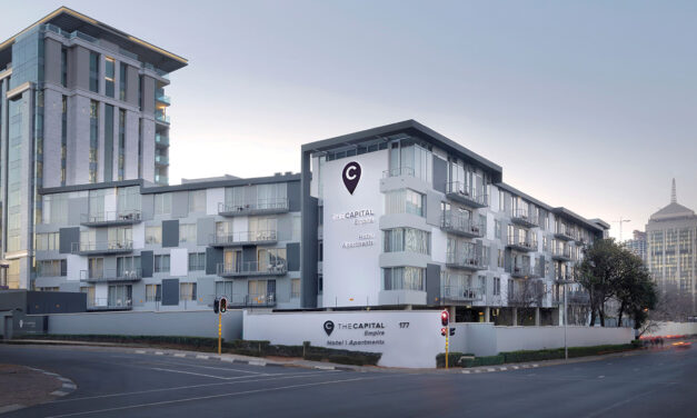 THE CAPITAL HOTELS AND APARTMENTS LAUNCHES TWO NEW AND REFURBISHED HOTELS IN GAUTENG